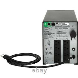 APC SMC1500C Smart-UPS C Battery Backup & Surge Protector with SmartConnect