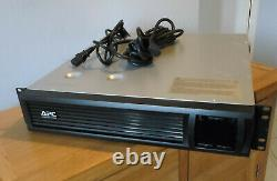APC SMC1500I-2U Smart-UPS with new batteries and cables. Rack mount