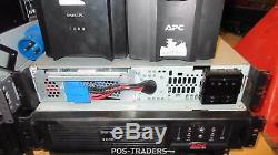 APC SMT3000RMI2U Smart-UPS UPS USV 3000VA 2700W LCD RM 2U 230V NO FRONT COVER