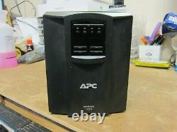 APC Smart-UPS 1000 Line interactive Tower with Smart Slot AP9630 network Card