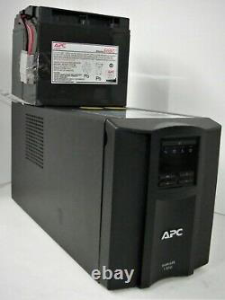 APC Smart-UPS 1500 (SMT1500I) BATTERY INCLUDED 70 Minutes @ 100W