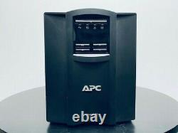 APC Smart UPS 1500 SMT1500I with LCD Screen and AP9630 Network Management Card