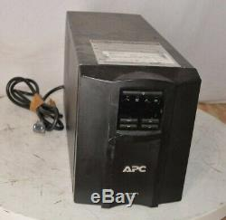 APC Smart-UPS 1500 SMT1500 UPS 8-Outlet 980W SEE NOTES