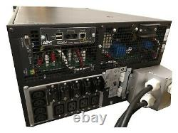 APC Smart-UPS RT 10000VA 230V SURT10000XLI 8000W AP9631 1or3 Phase In1 Phase Out