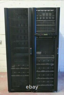 APC Symmetra PX 48kVA 48Kw 3 Phase UPS SYCF48KH All-In-One 24 x Battery Modules