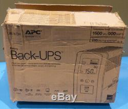 Apc Battery Br1500ms Back Up Power Supply