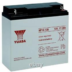 Brand new YUASA cells to build RBC 7 battery pack for APC UPS Needs Assembly