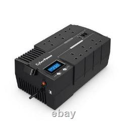 CyberPower BRICs BR1000ELCD UK-3 pin Power Socket UPS with LCD Display