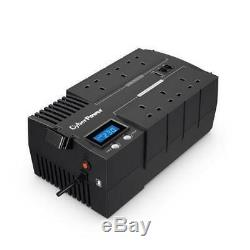 CyberPower BRICs BR1200ELCD UK-3 pin Power Socket UPS with LCD Display