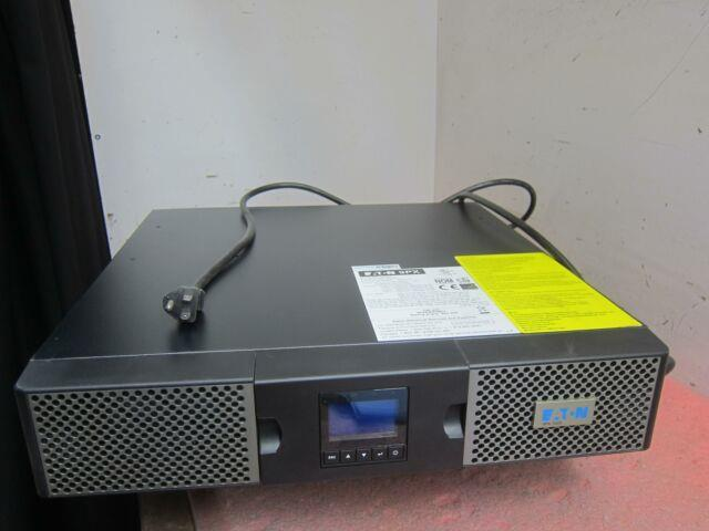 Eaton 9px 1500va 1350w Tower 120v 2u Ups 9px1500rt With Network Card As Is+