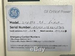 Invertomatic Victron GE Emerson Site Pro 6 60kVA 3 Phase UPS Without Batteries