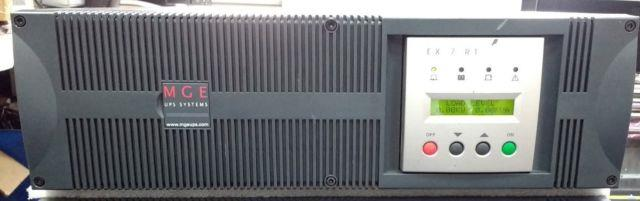 Mge Comet Ex7 Rt Power Module 7kva Ups Single Phase (power Module Only)
