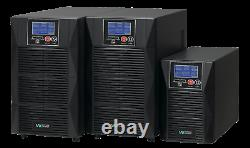 NEW! PURE WAVE POWER 3000 ONLINE UPS 3 Kva/2.10 Kw Tower 3 Kva