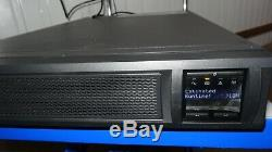 New Battery APC Smart-UPS SMX2200RMHV Line-Interactive w Network Card APC631
