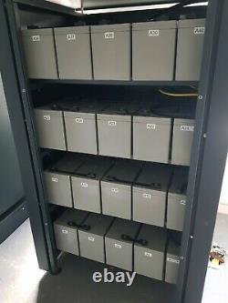 Riello Mst 80kva (year 2019) Complete Ups System With A Separate 40 Battery Bank